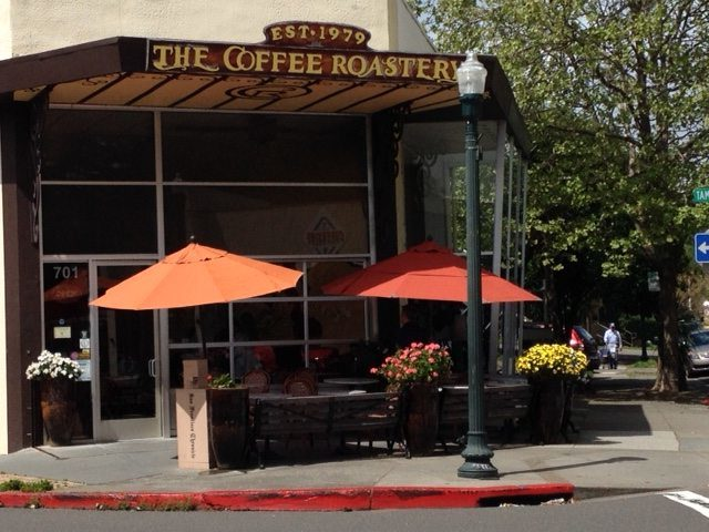 coffee roastery San Anselmo