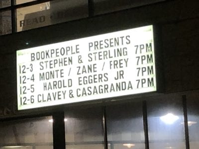 Bookpeople, Austin